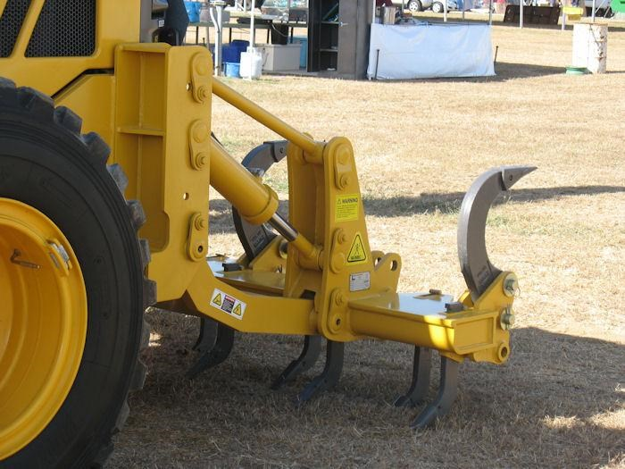 gessner lewis grader ripper to suit volvo 930/940 normally $28,500 + gst 222862 007