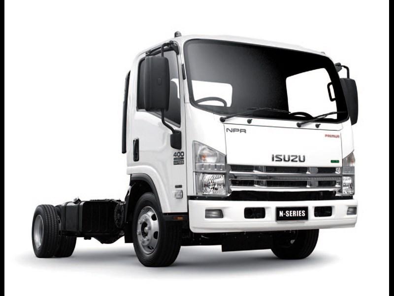 Auto Trader Trucks >> New ISUZU NPR 450M Euro V N-Series Trucks for sale