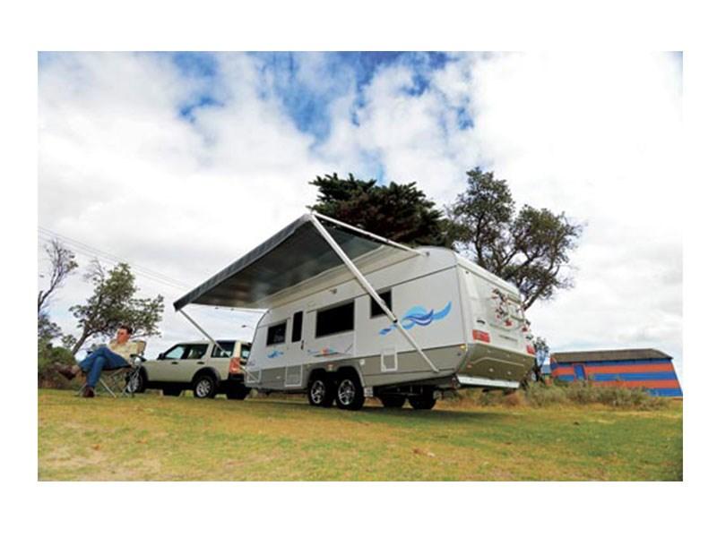 Beautiful Caravan Amp Outdoor Life Magazine  Caravan Review New Jurgens Range