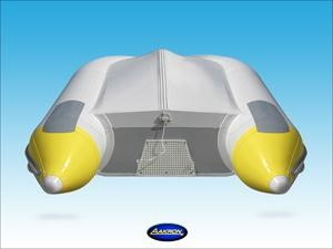aakron 2.5m aakron yachtmaster light weight inflatable 233896 007