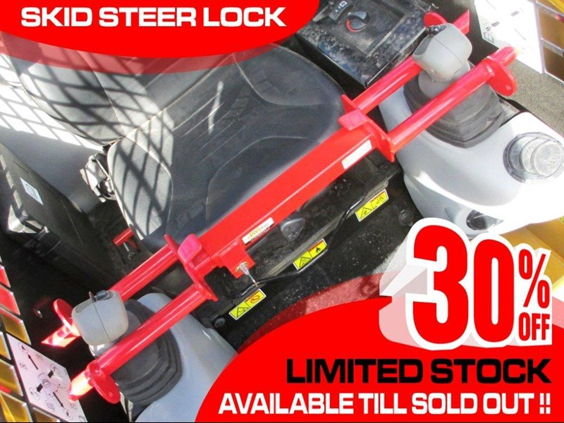 equipment lock bobcat loader joystick / control stick lock - keyed differently [tflock] 243717 001