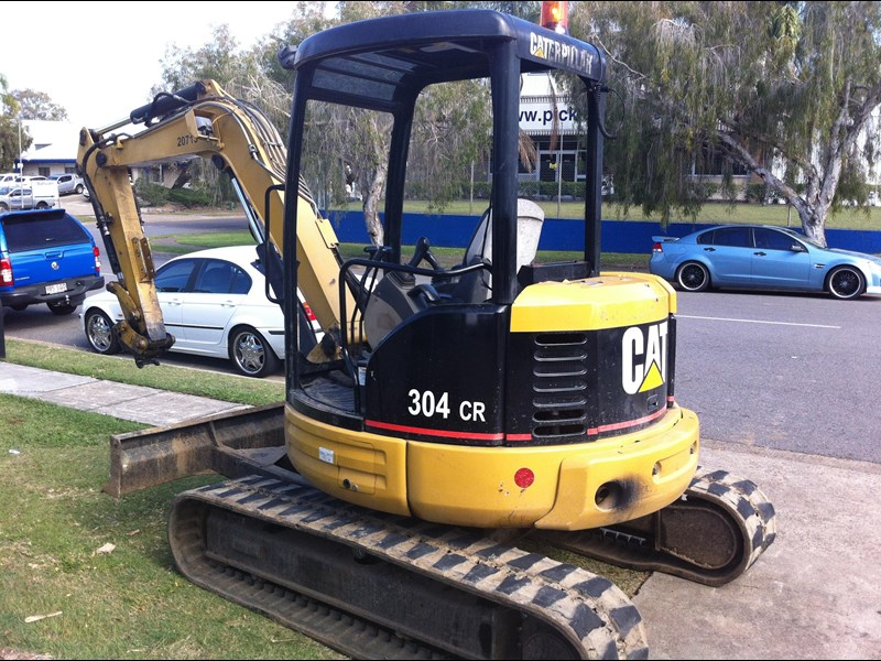 caterpillar cat 304cr 261888 009