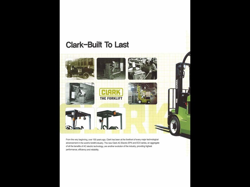 clark epx20 electric forklift 270472 005