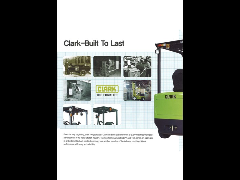 clark tmx13 electric forklift 270490 005