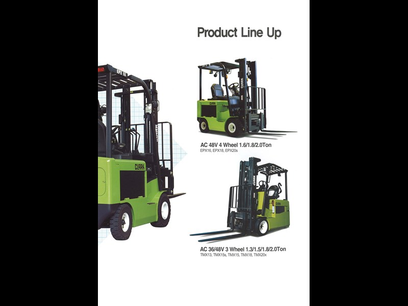 clark tmx13 electric forklift 270490 007