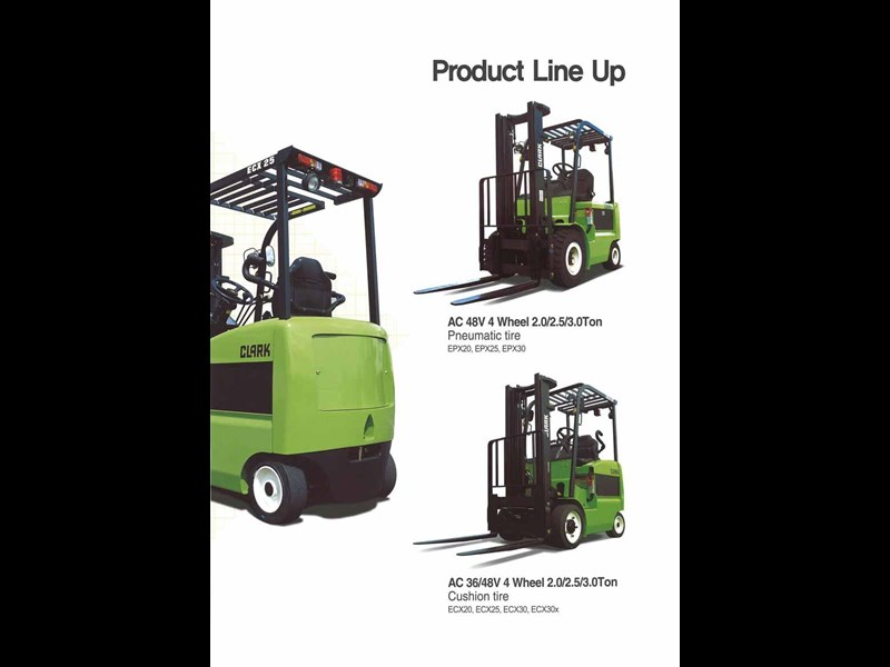 clark epx20 electric forklift 270472 007