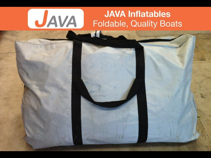 java 2.5m air floor inflatable 295466 015
