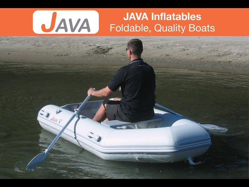 java 2.5m air floor inflatable 295466 005