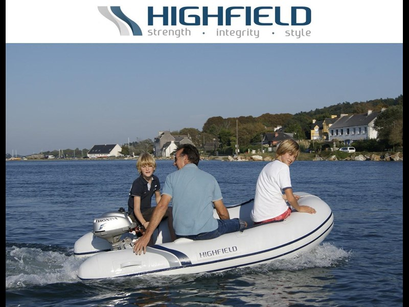 highfield 2.9m ultralite inflatable 295475 025