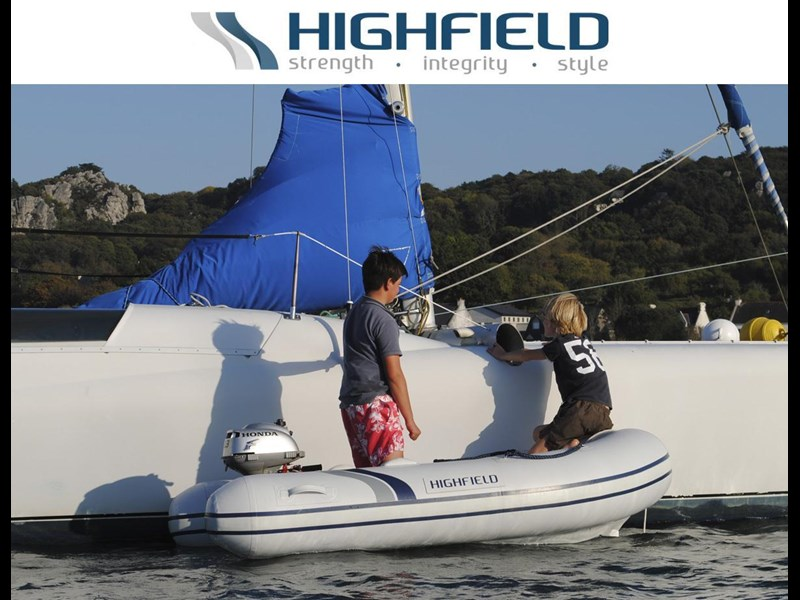 highfield 2.9m ultralite inflatable 295475 027