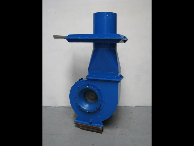howden industrial factory extraction blower fan 302106 001