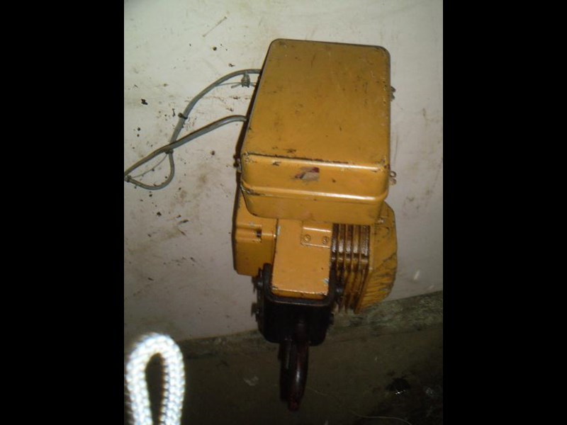 anchor electric winch 303447 005