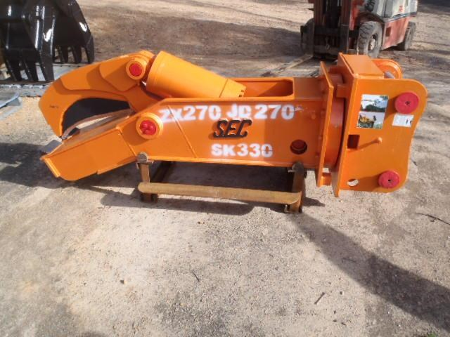 sec demolition shear 309154 009