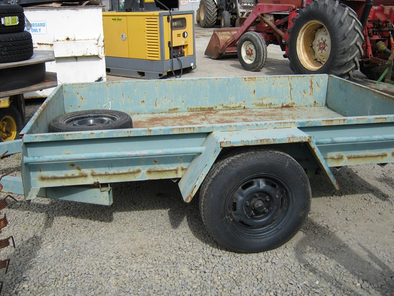 other single axle box trailer 321252 005