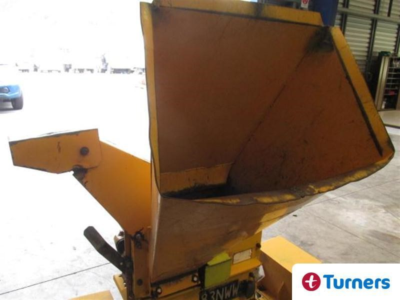 custom built elite wood chipper 348301 025