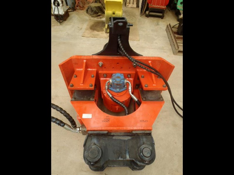 pneuvibe hire - cp300 pile driver 351957 021