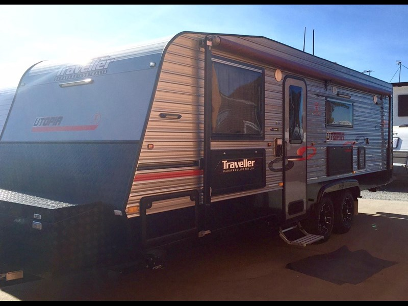 traveller utopia 23' delux ensuite outback 356176 001