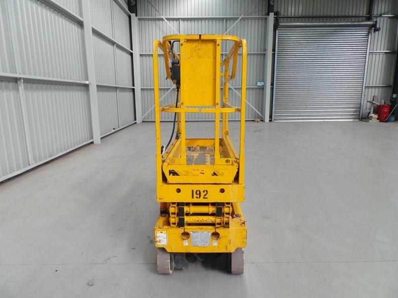 haulotte optimum 8 narrow scissor lift 326983 013