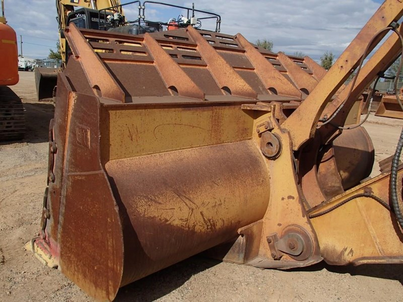 caterpillar 988h rock bucket 398831 007