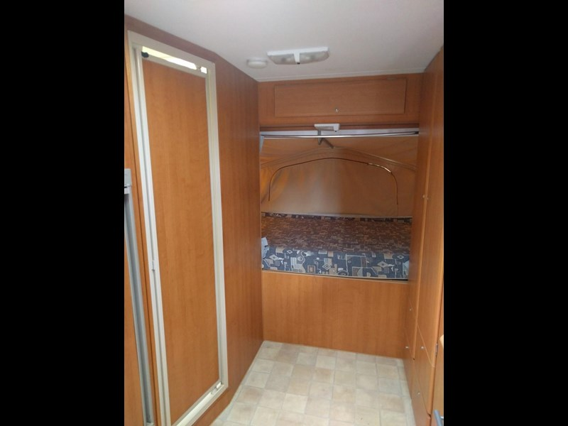 Awesome Jayco Expanda Caravan Bed End Flys Soft Top Queen Size  EBay