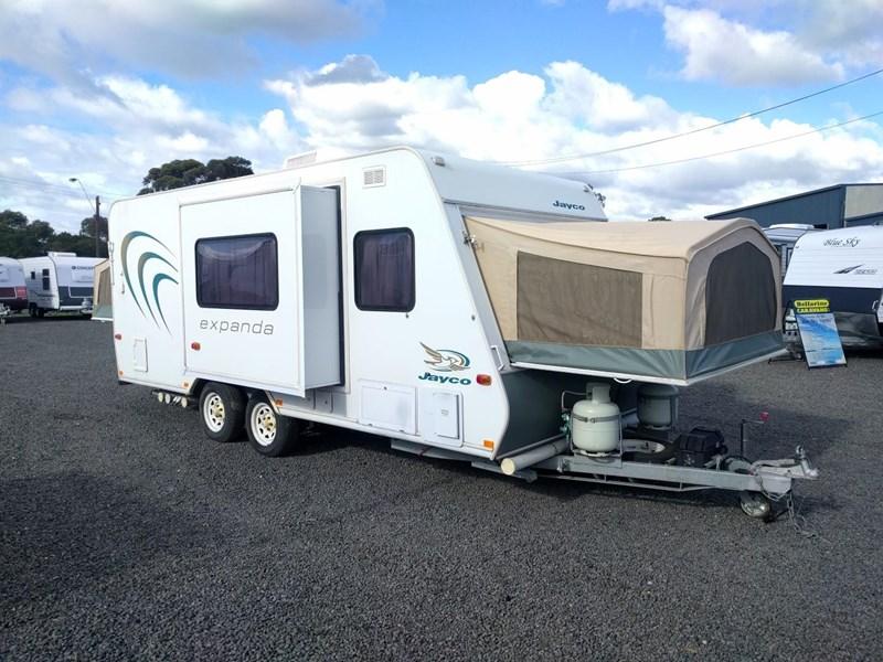 Fantastic Jayco Sterling Slide Out Caravan 2013  Caravan Xchange