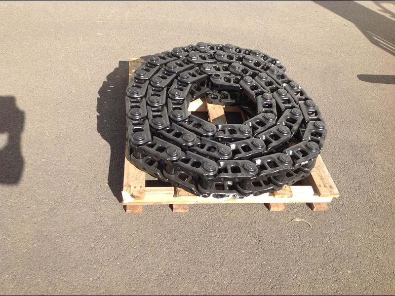 caterpillar 312 track chain 411934 003