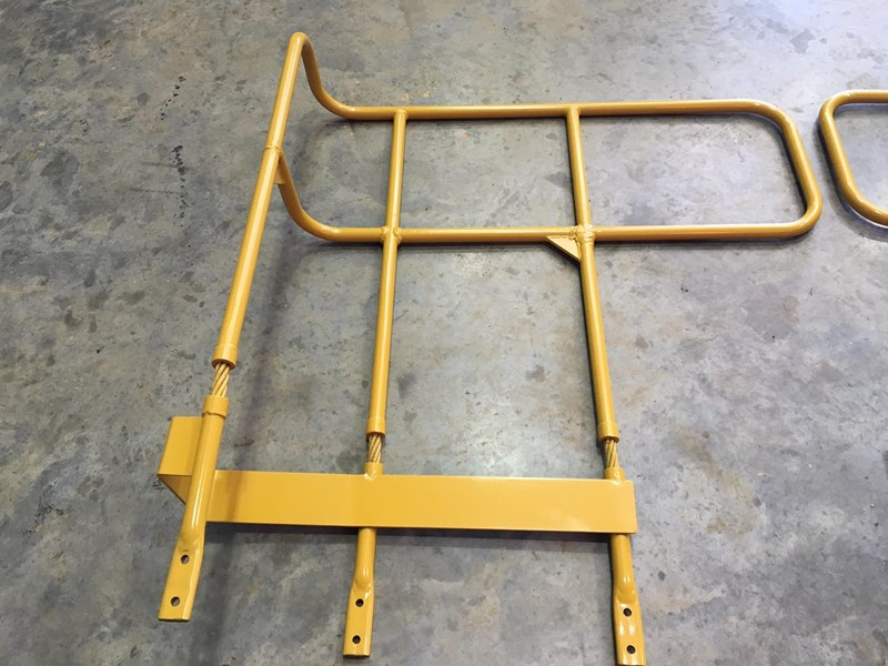 caterpillar d9t hand rails 415434 005