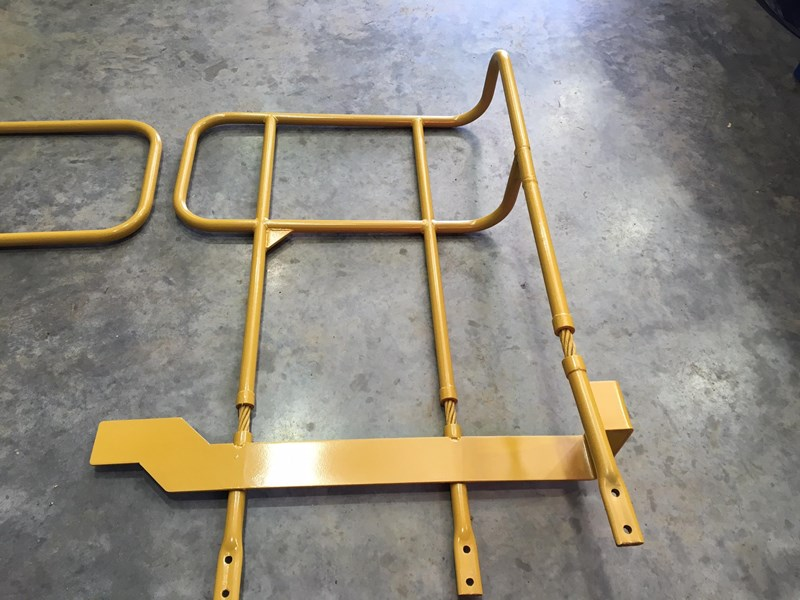 caterpillar d9t hand rails 415434 007