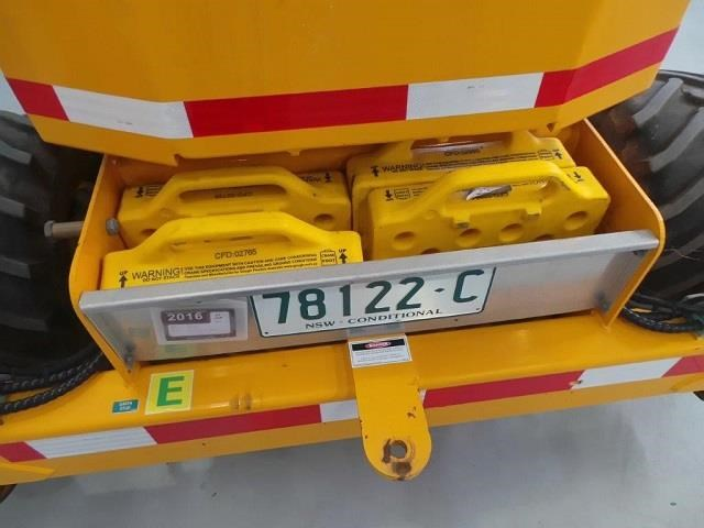 niftylift sp84st ewp 417190 017