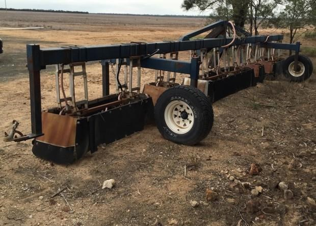 hayes shield sprayer 8m 418416 007