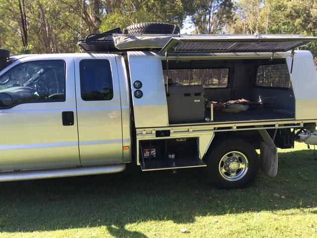 Cool Bushtracker Forum  View Topic  SOLD  2008 20ft Bushtracker Caravan