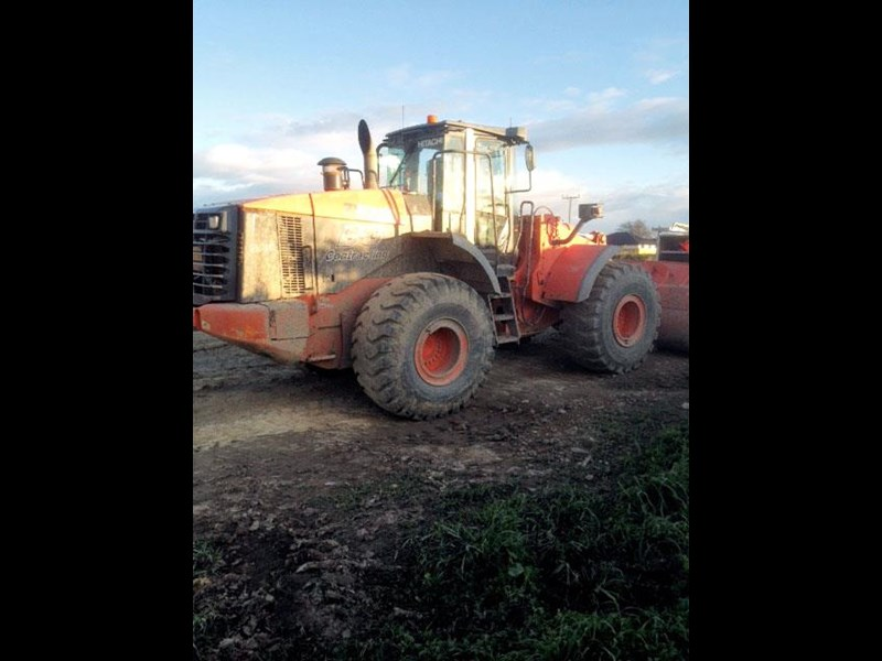 hitachi zw310 loader 420112 001