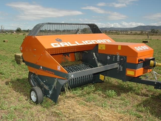 gallingnani 5690 small square baler 424514 001