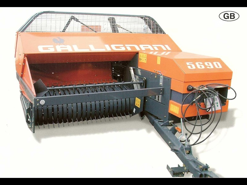 gallingnani 5690 small square baler 424514 005