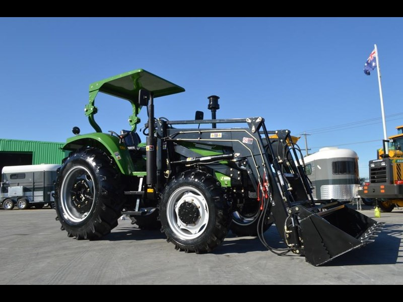 agrison 80hp cdf 4x4 4in1 bucket - 5 year warranty, free 6 ft slasher 424777 005