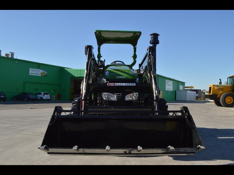 agrison 80hp cdf 4x4 4in1 bucket - 5 year warranty, free 6 ft slasher 424777 015