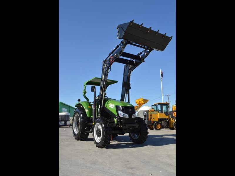 agrison 80hp cdf 4x4 4in1 bucket - 5 year warranty, free 6 ft slasher 424777 025