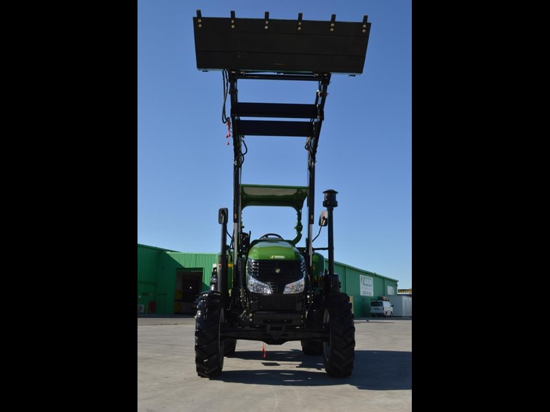 agrison 80hp cdf 4x4 4in1 bucket - 5 year warranty, free 6 ft slasher 424777 029