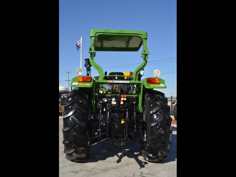 agrison 80hp cdf 4x4 4in1 bucket - 5 year warranty, free 6 ft slasher 424777 035