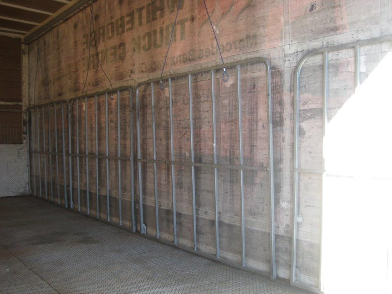 all truck 12 pallet curtainsider body 406731 023