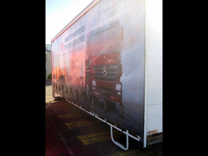 all truck 12 pallet curtainsider body 406731 033