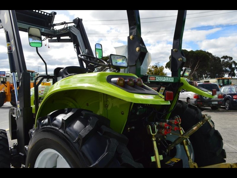 agrison 55hp ultra g3 + rops + 6ft slasher + front end loader (fel) + 4in1 bucket 429473 031