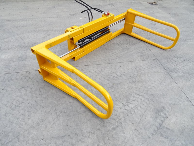 zagroda parallel arm bale grab for  square or round bales 431392 001