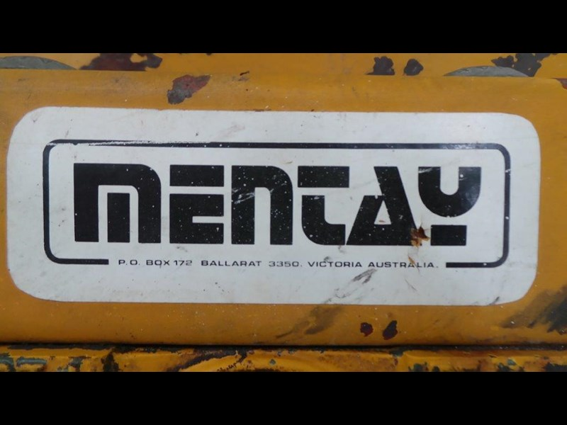 mentay cricket pitch roller 432027 033