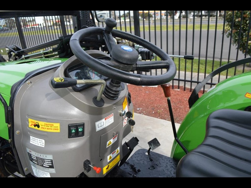 agrison 40hp shuttle shift-4ft slasher- 5 year warranty 432881 059