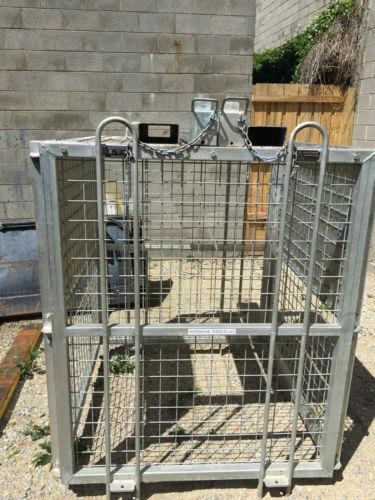 east west engineering bsn-6h brick cage 439077 003