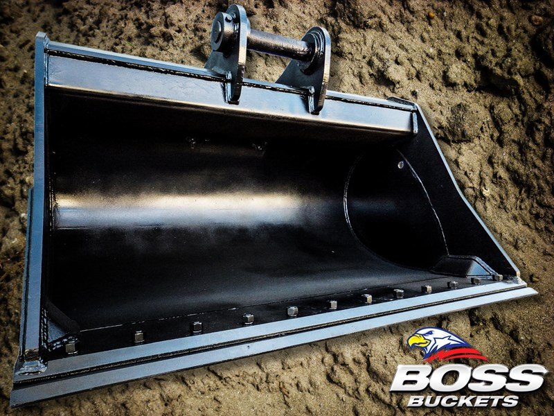 boss attachments 20t mud bucket  - in stock 446776 005