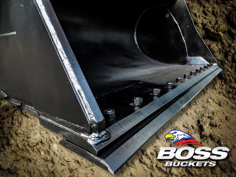 boss attachments 20t mud bucket  - in stock 446776 009