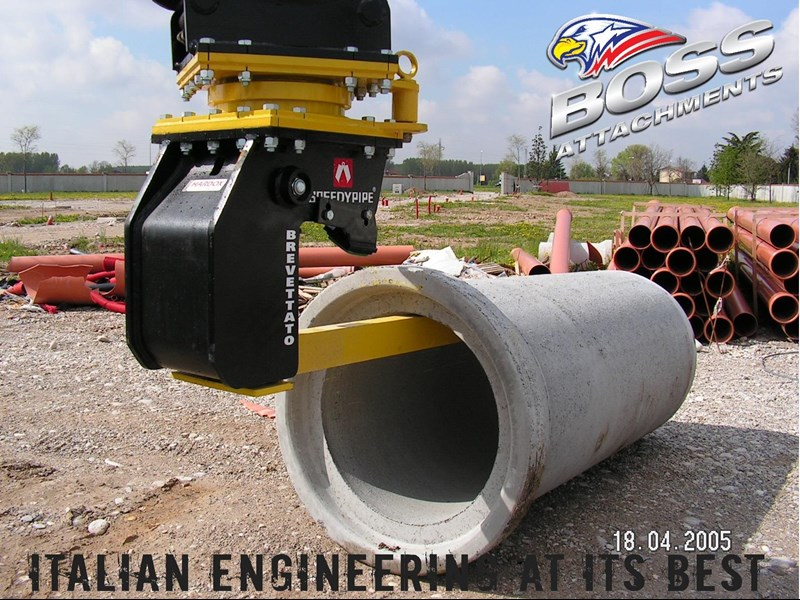 boss attachments speedy pipe  - in stock 446774 001