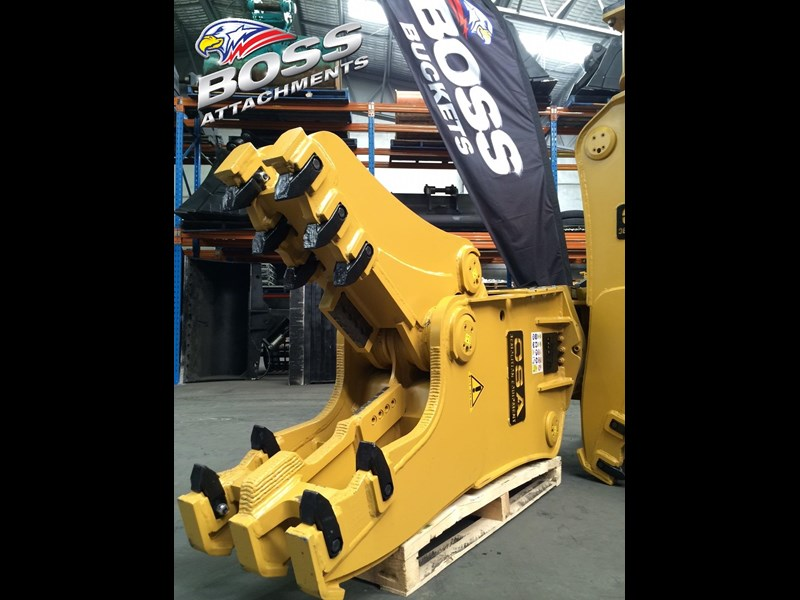 boss attachments osa rs series demolition shears  - in stock 446775 005